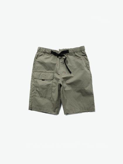 ABLE JEANS|欧帛牛仔|男款|短裤|ABLE JEANS 男式梭织工装短裤
