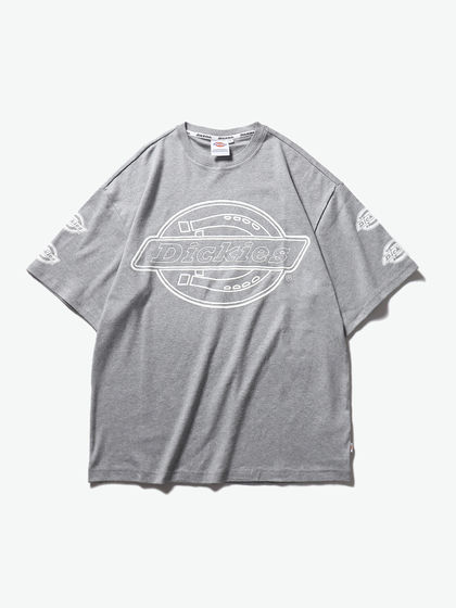 Dickies|男款|T恤|Dickies 多logo印花短袖T恤