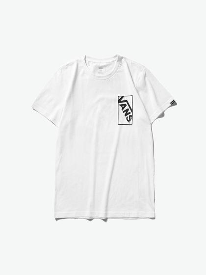 VANS|VANS|男款|T恤|VANS 個性logo印花短袖T恤