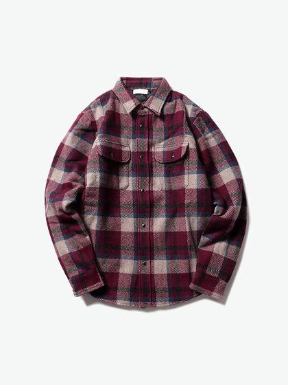 John Elliott John Elliott 男款 襯衫 John Elliott  Jupiter Shirt