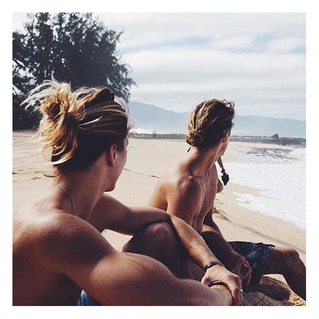 夏天剪什么发型?不是只有平头才能拯救你!图片