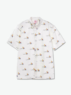 JOYRICH|男|衬衫|JOYRICH×《The Simpsons》 男款衬衫|YOHO!BUY有货