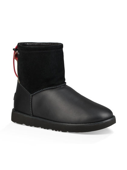 UGG|UGG|男款|靴子|UGG M Classic Toggle Waterproof 经典搭扣短靴(防水款)