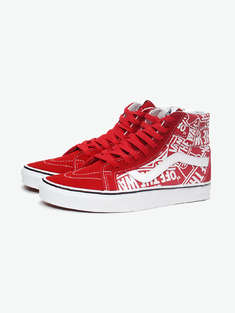 VANS|男|女|VANS SK8-Hi Reissue【Side Strip Velcro】