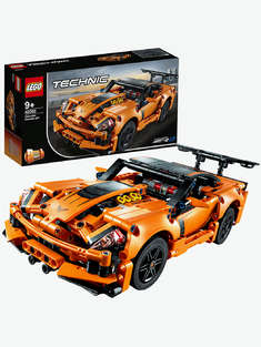 LEGO|男|女|LEGO CHEVROLET CORVETTE ZR1 跑车 拼装玩具