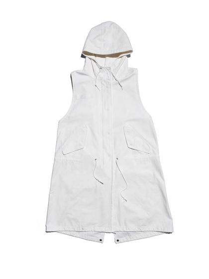 MADNESS|MADNESS|男款|马甲|MADGIRL SLEEVELESS M-51 FISHTAIL PARKA