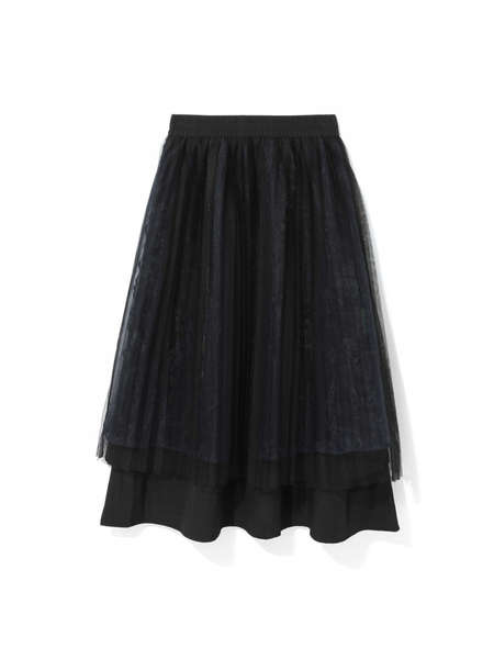 MADNESS|MADNESS|女|半身裙|MADGIRL 4-LAYERED SHEER SKIRT