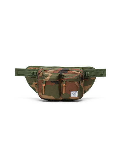 Herschel Supply|男款|腰包/胸包|Herschel Supply Eighteen Woodland Camo 腰包